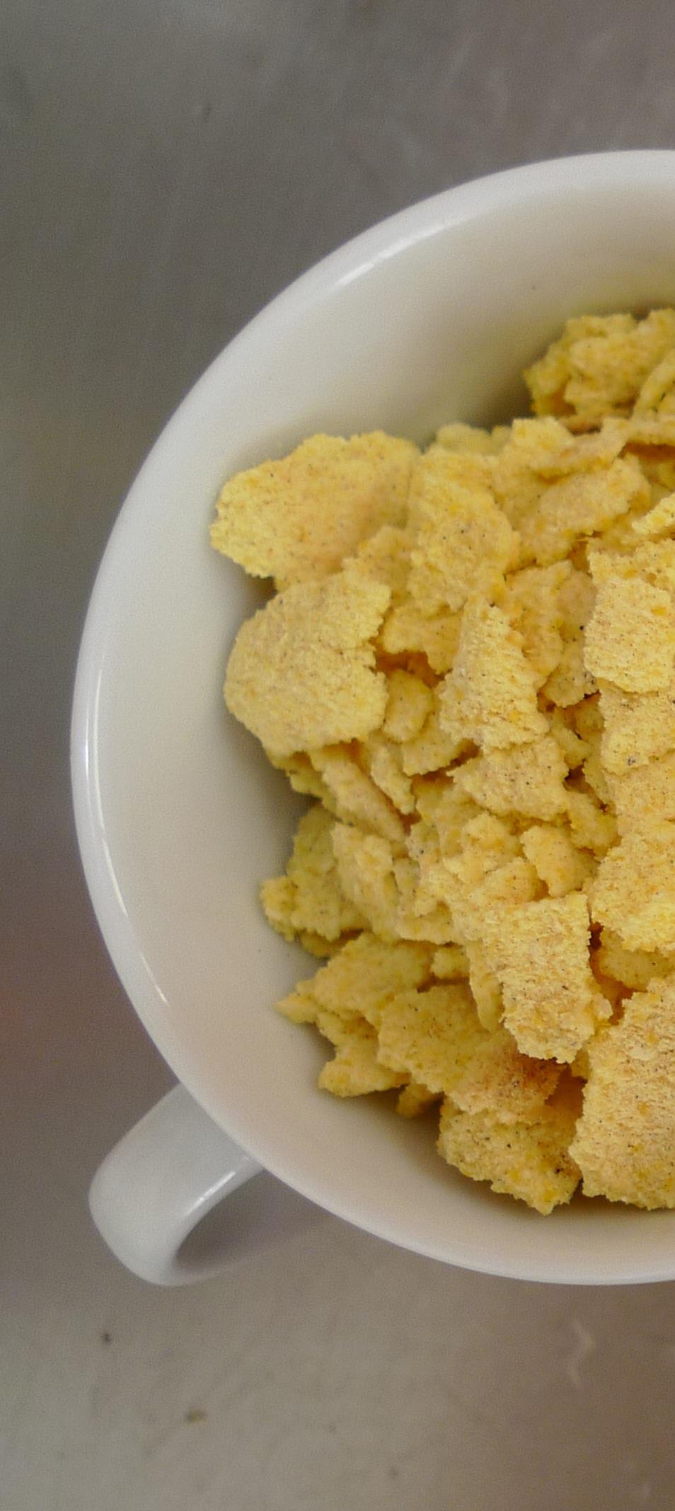 Farinha Milho Receitas Farinha de Milho Flocada